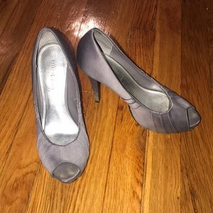 Kelly & Kate Satin Style Pumps